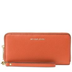Peněženka Michael Kors Mercer Travel Continental orange