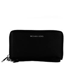Peněženka Michael Kors Mercer Large Smartphone Wristlet černá