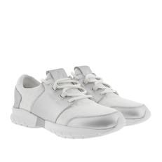 Boty tenisky Armani Jeans bílé/stříbrné