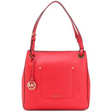 Kabelka Michael Kors Walsh Medium Tote bright red