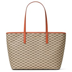 Kabelka Michael Kors Emry Large Logo Tote orange