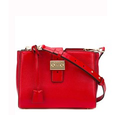 Kabelka Michael Kors Bond Medium Messenger bright red