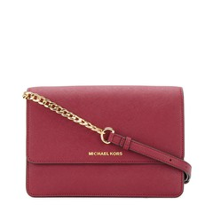 Kabelka Michael Kors Daniela Large Crossbody mulberry