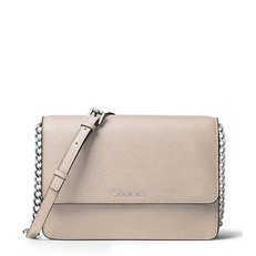 Kabelka Michael Kors Daniela Large Crossbody cement