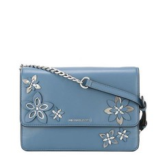 Kabelka Michael Kors Daniela Flowers Crossbody denim