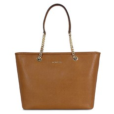 Kabelka Michael Kors Jet Set Travel Chain TZ Multifunction Saffiano Tote luggage