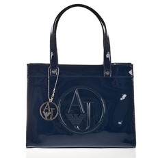 Kabelka Armani Jeans modrá