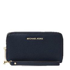 Peněženka Michael Kors Mercer Large Smartphone Wristlet admiral