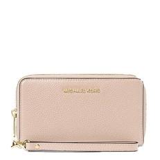 Peněženka Michael Kors Mercer Large Smartphone Wristlet soft pink