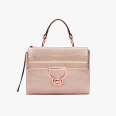 Kožená kabelka Coccinelle Arlettis Mini