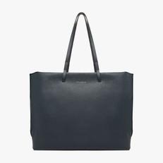 Kožená kabelka Coccinelle Delphine