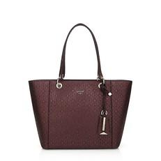 Kabelka Guess Kamryn Glassy-Look Shopper