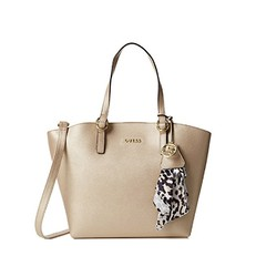 Kabelka Guess Tulip Carryall champagne