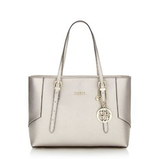Kabelka Guess Isabeau Metallic Medium Tote