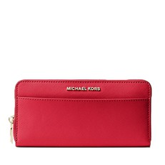 Peněženka Michael Kors Jet Set Saffiano Leather Continental