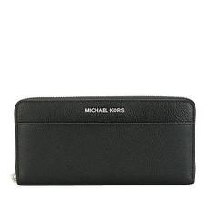 Peněženka Michael Kors Mercer Pocket ZA Continental černá