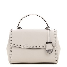 Kabelka Michael Kors Ava Medium Studd Satchel cement