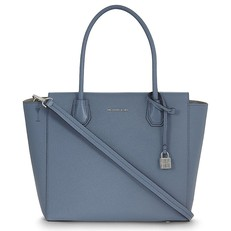 Kabelka Michael Kors Mercer Large Satchel denim