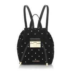 Kabelka batoh Guess Cornelia Velvet Backpack Mini