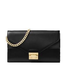 Kabelka Michael Kors Sloan Leather Chain Wallet