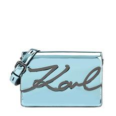 Kabelka Karl Lagerfeld K/Signature Gloss Shoulderbag