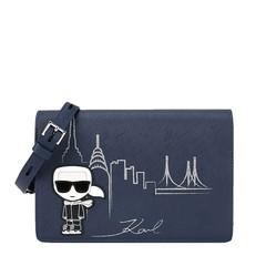 Kabelka Karl Lagerfeld Shoulder Bag Nyc