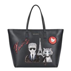 Kabelka Karl Lagerfeld K/Paris Shopper Shopper