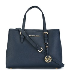 Kabelka Michael Kors Jet Set Travel Medium Saffiano Tote admiral