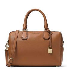 Kabelka Michael Kors Mercer Medium Leather Duffel luggage