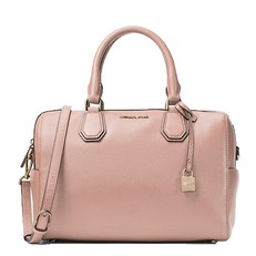 Kabelka Michael Kors Mercer Medium Leather Duffel fawn