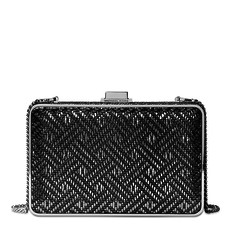 Kabelka Michael Kors Pearl Medium Box Clutch