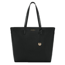 Kožená kabelka Coccinelle Clementine Saffiano Leather Shopping Tote