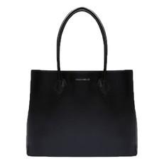 Kožená kabelka Coccinelle Farisa Leather Shopping Tote