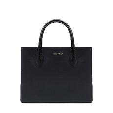 Kožená kabelka Coccinelle Farisa Leather Handbag