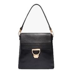 Kožená kabelka batoh Coccinelle Arlettis Calfskin
