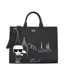 Kabelka Karl Lagerfeld Tote Nyc