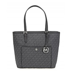 Kabelka Michael Kors Jet Set Travel Medium Logo Tote