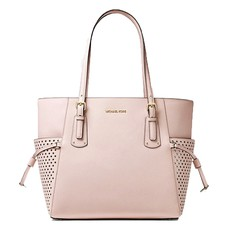 Kabelka Michael Kors Voyager Small Saffiano Tote soft-pink