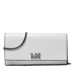 Kabelka Michael Kors Mott Chain Shoulder optic white