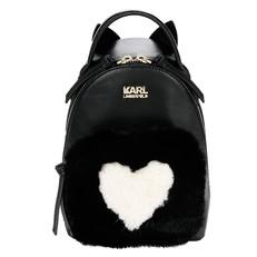 Kabelka batoh Karl Lagerfeld K/Love Mini Backpack