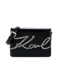 Kabelka Karl Lagerfeld K/Signature Shoulderbag Swarovski