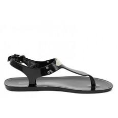 Sandálky Michael Kors Jelly Flat černé