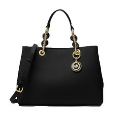 Kabelka Michael Kors Cynthia Medium Saffiano Leather Satchel