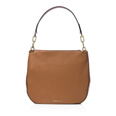 Kabelka Michael Kors Fulton Large Leather Hobo acorn
