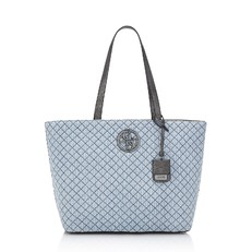 Kabelka Guess G Lux Shopper Denim