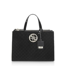 Kabelka Guess G Lux Quilted Satchel
