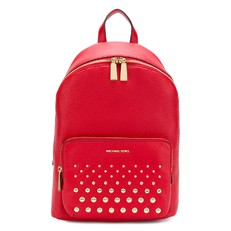 Kabelka batoh Michael Kors Wythe Large Backpack brigt red