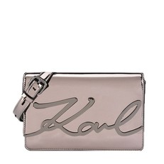 Kabelka Karl Lagerfeld K/Signature Gloss Shoulderbag
