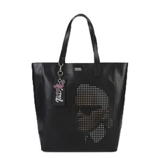 Kabelka Karl Lagerfeld Yoni Alter Perforated Shopper