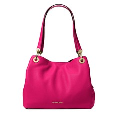 Kabelka Michael Kors Raven Large Shoulder ultra pink